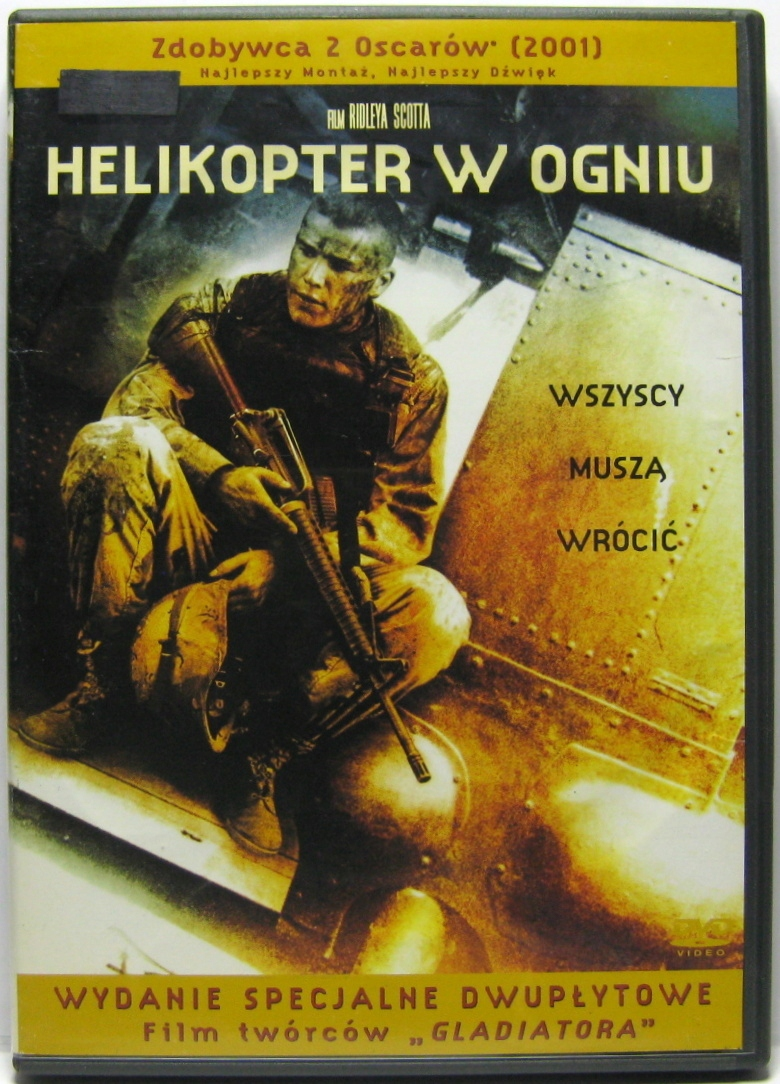 Helikopter w ogniu - 2 DVD