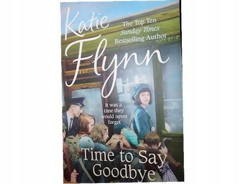 Time to Say Goodbye - Katie Flynn2014 24h wys