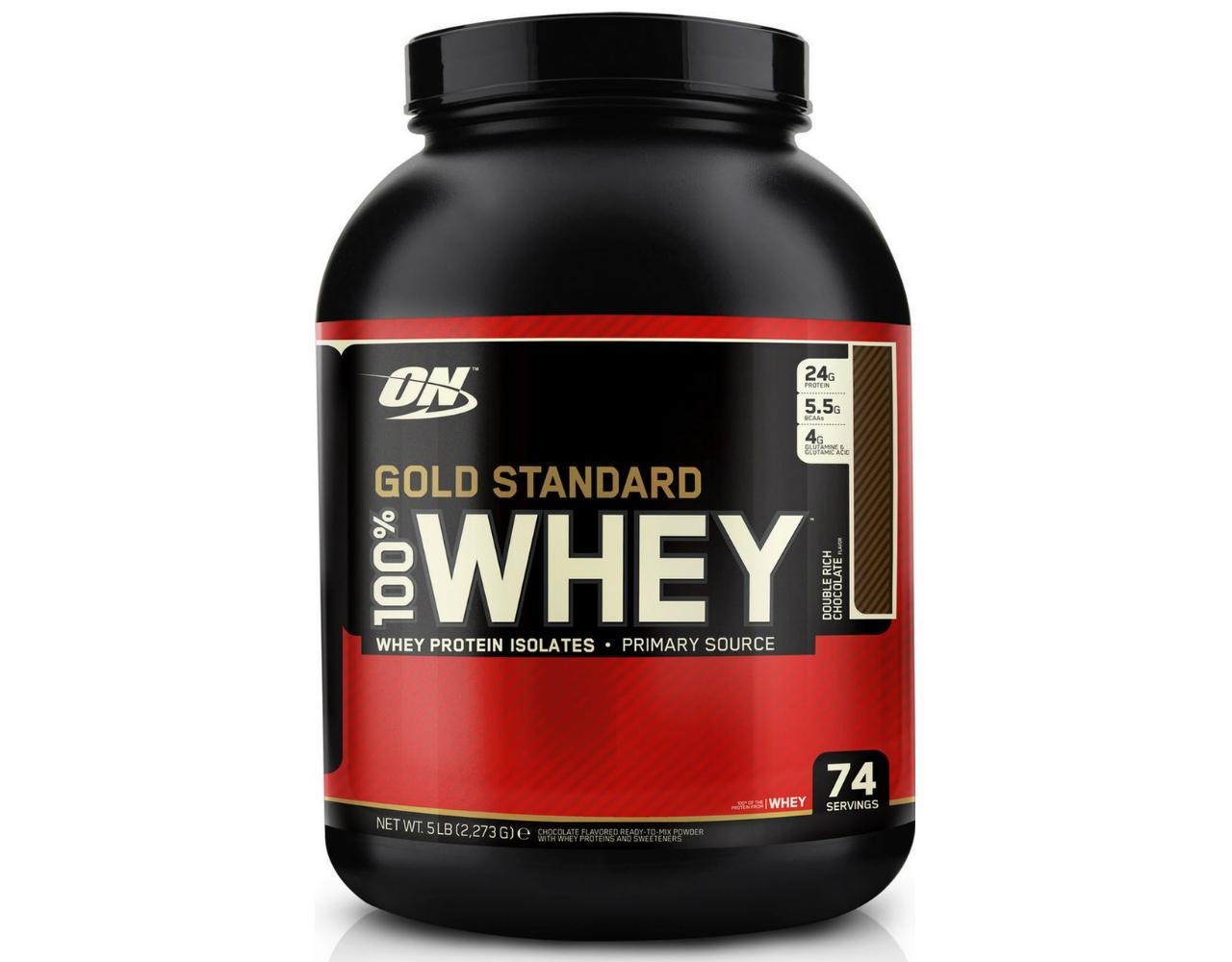 OPTIMUM NUTRITION WHEY GOLD STANDARD 2270 + GRATIS