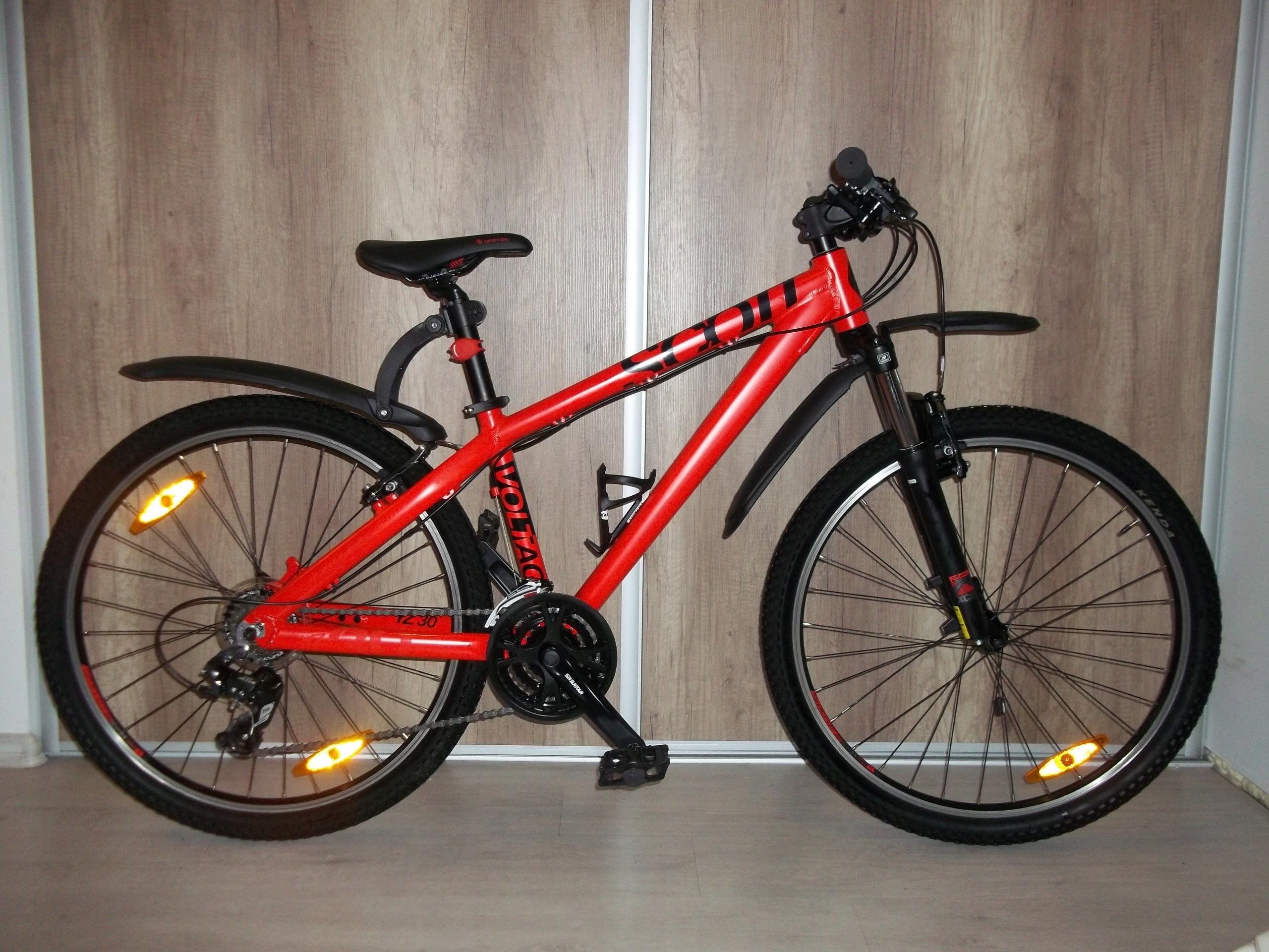 """Rower Scott Voltage YZ 30 ,koła 26"""",rama S"""