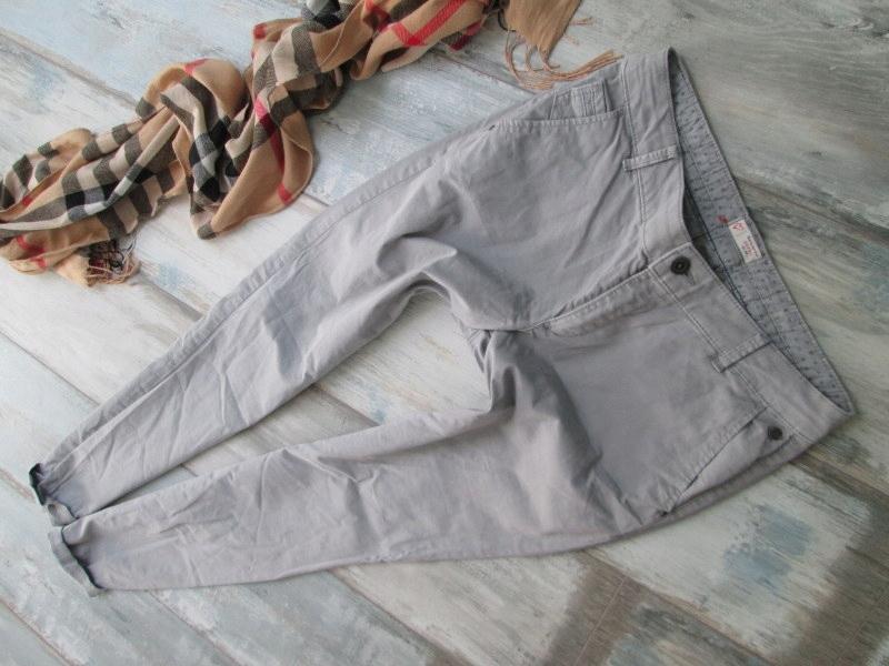 ESPRIT___spodnie chinos RURKI___38 M