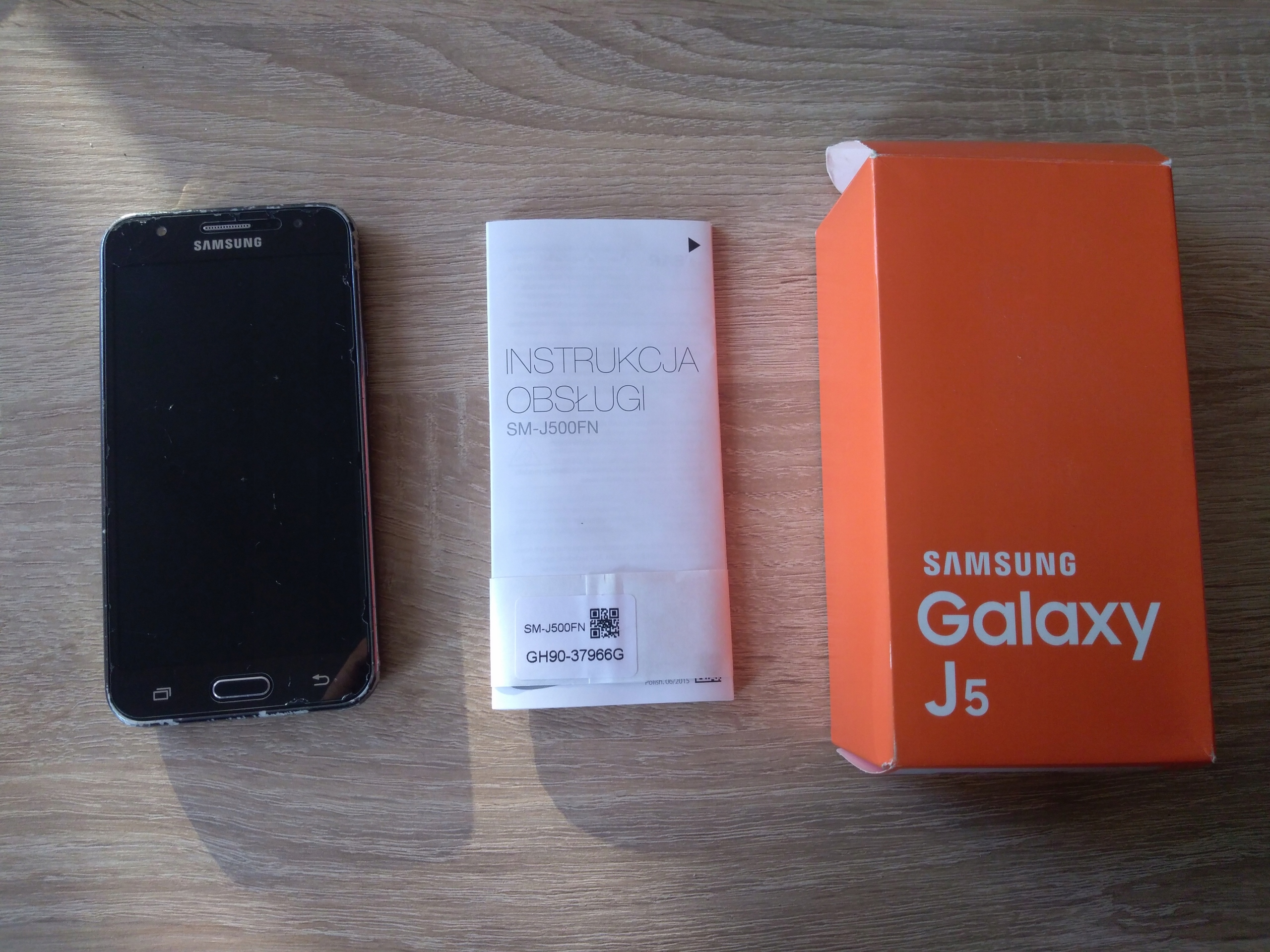 Samsung j5 uszkodzony od 1 zł