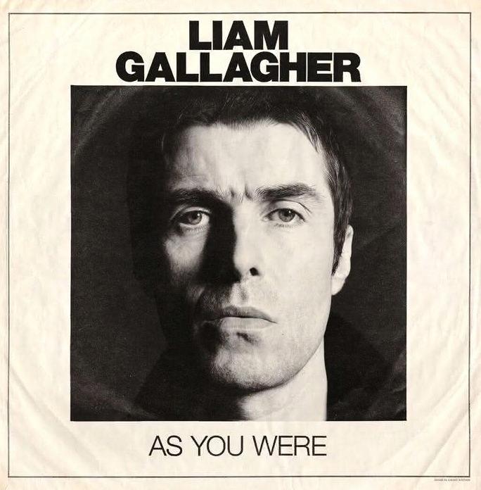 GALLAGHER LIAM As You Were OASIS solowy debiut 24h