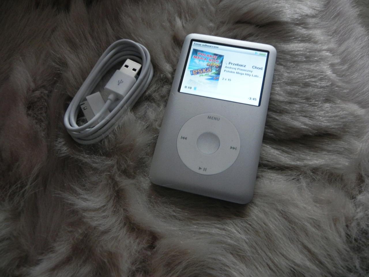 iPod*Classic*6gen*160GB