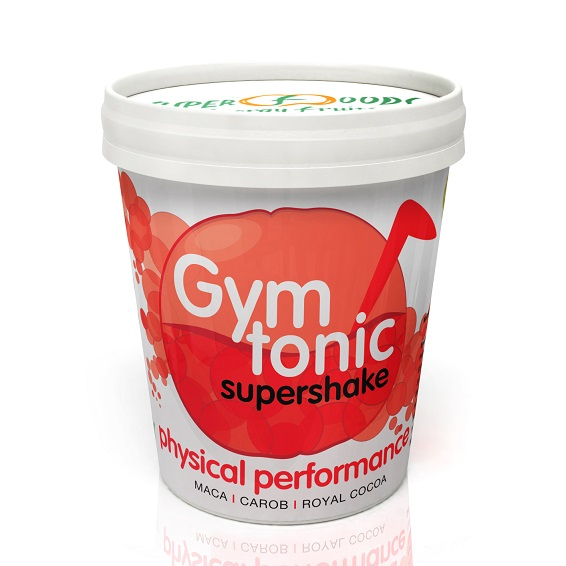 ENERGY FRUITS Gym Tonic Shake Maca Karob BIO