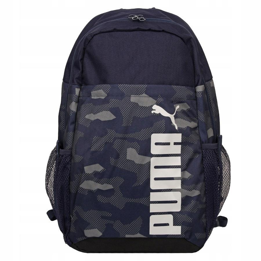 Plecak Puma Style Backpack 076703 02 granatowy