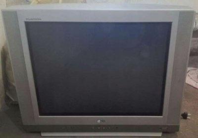 """Telewizor kineskopowy LG 25""""- 100Hz FLATRON"""