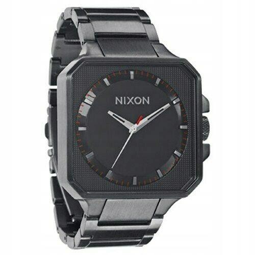 Zegarek unisex NIXON czarny