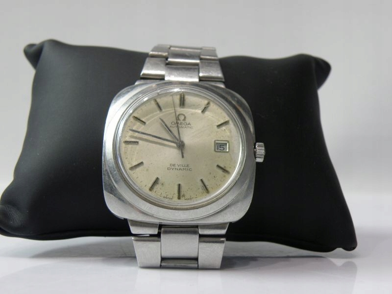 OMEGA AUTOMATIC DE VILLE DYNAMIC TOOL 107