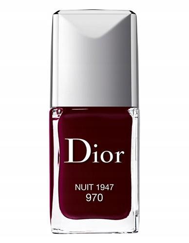 Dior Vernis lakier do paznokci nr 670 Nuit 10ml