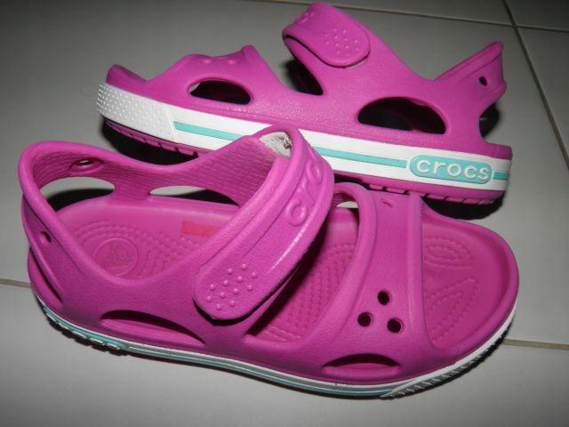 Sandałki CROCS ,rozm.J1 ,EUR.32-33,wkł.20,5cm