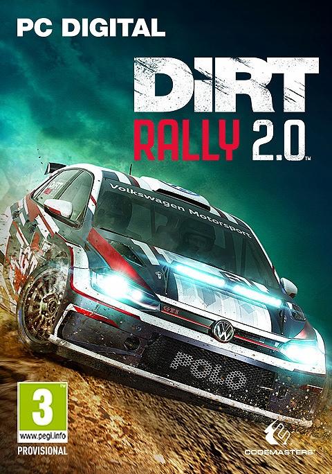 Dirt Rally 2.0 PC Klucz STEAM wersja Global