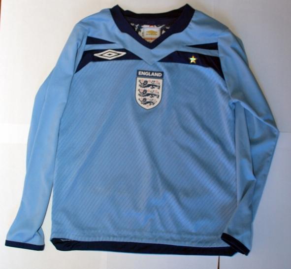 Koszulka dziecięca Umbro Anglia