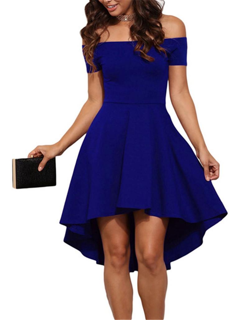 Zwiewna Rozkloszowana Sexy Sukienka ELEGANCKA XL