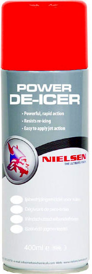 NIELSEN - POWER DE ICER ODMRAŻACZ DO SZYB 400ml