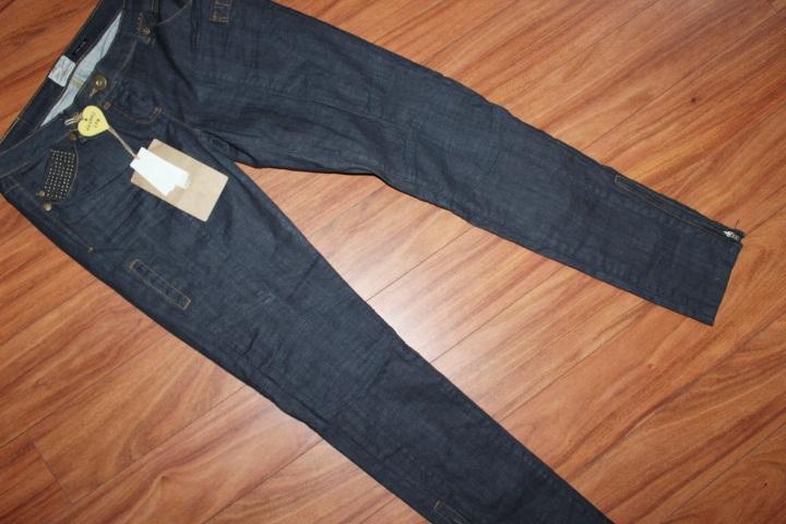 RIVER ISLAND 38 Modne jeansy NOWE
