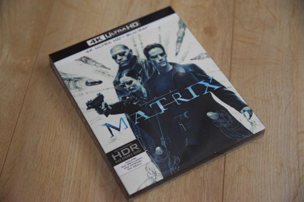 Matrix 4k uhd nowy Pl lektor i napisy folia