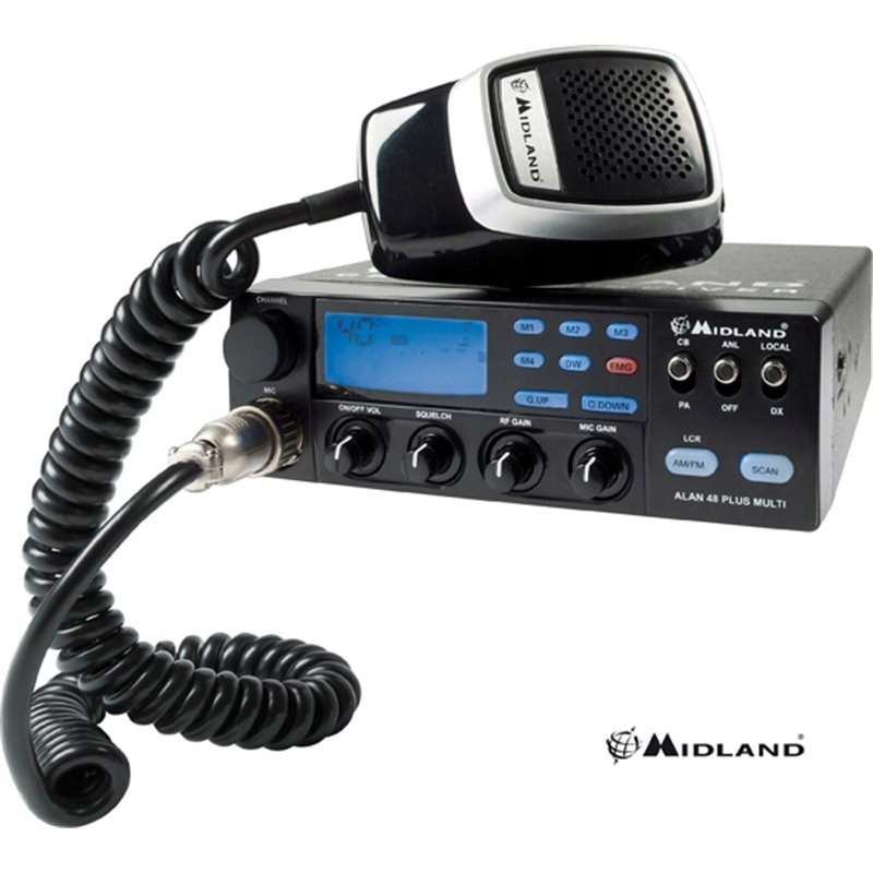 CB RADIO MIDLAND ALAN 48 PLUS MULTI
