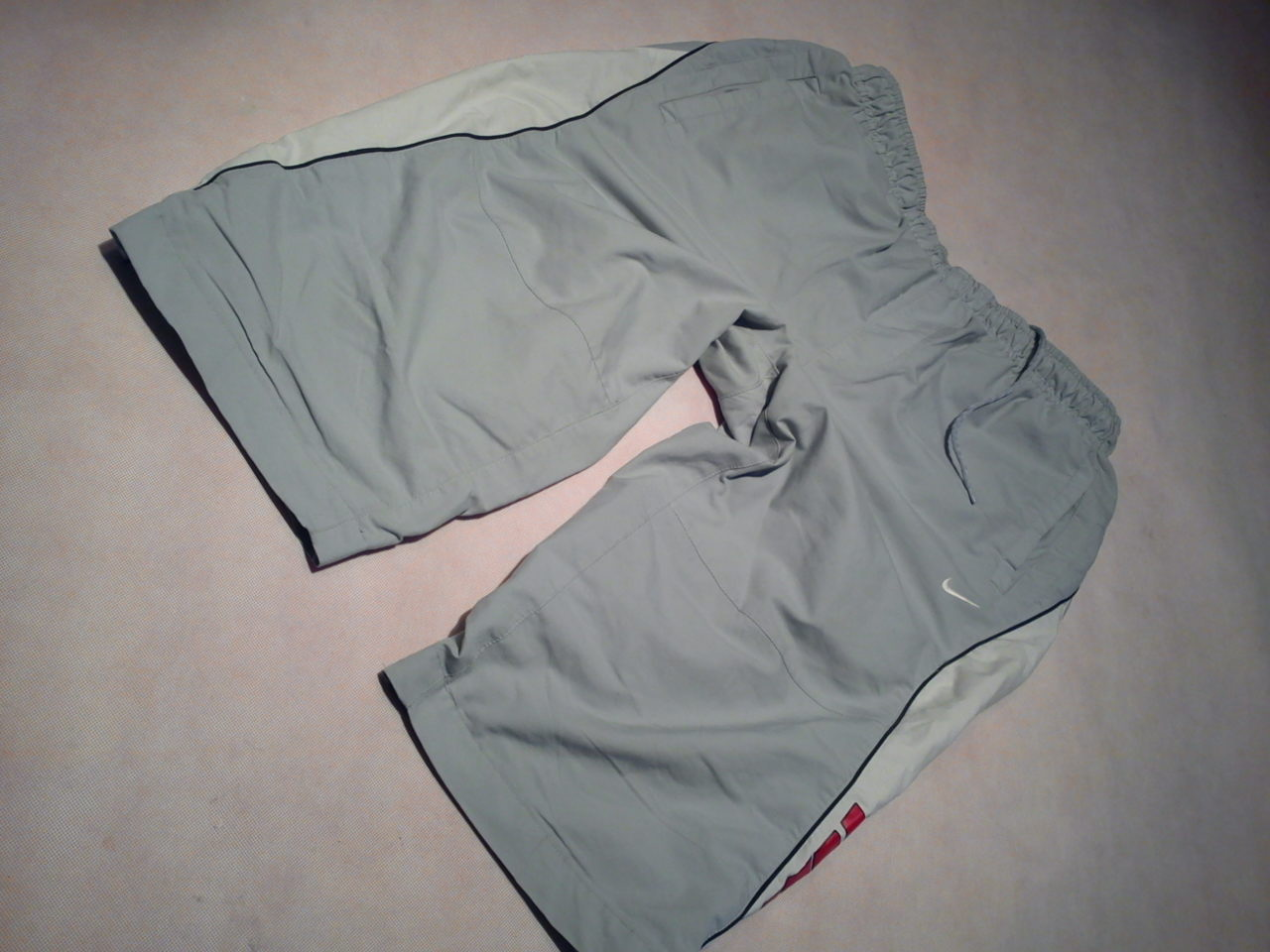 NIKE THE ATHLETIC DEPT POLYESTER MADE IN THAJLAND