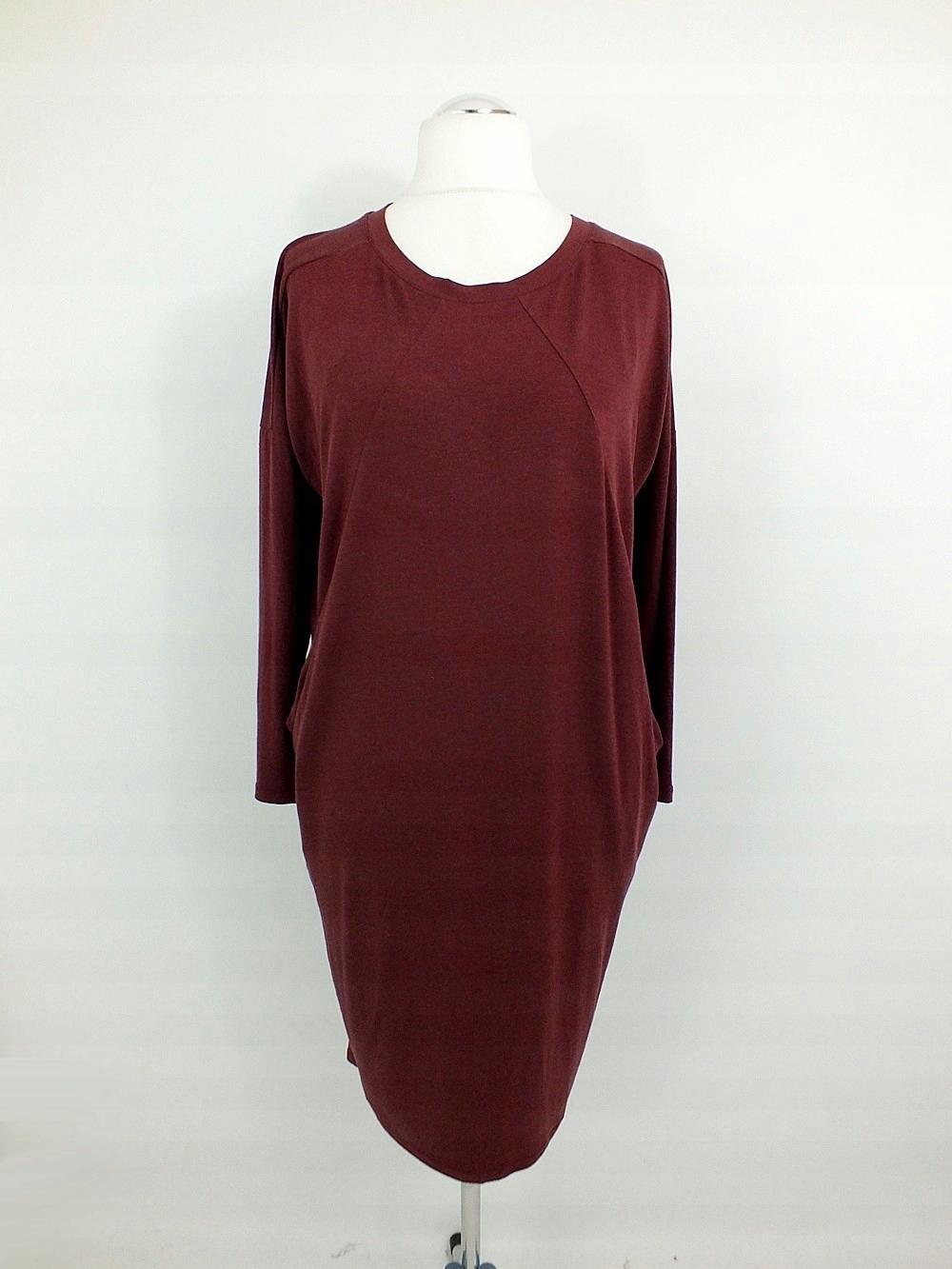 4b585210e8 B5  INDISKA Świetna sukienka kieszonki 44 46 48 - 7799178902 ...