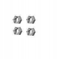 Wheel Hex. 7mm 4P - 58164