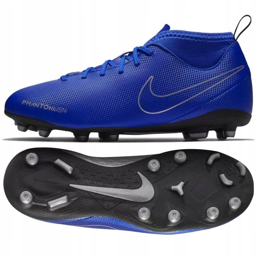 Buty Nike JR Phantom VSN Club DF FG AO3288 400 - N