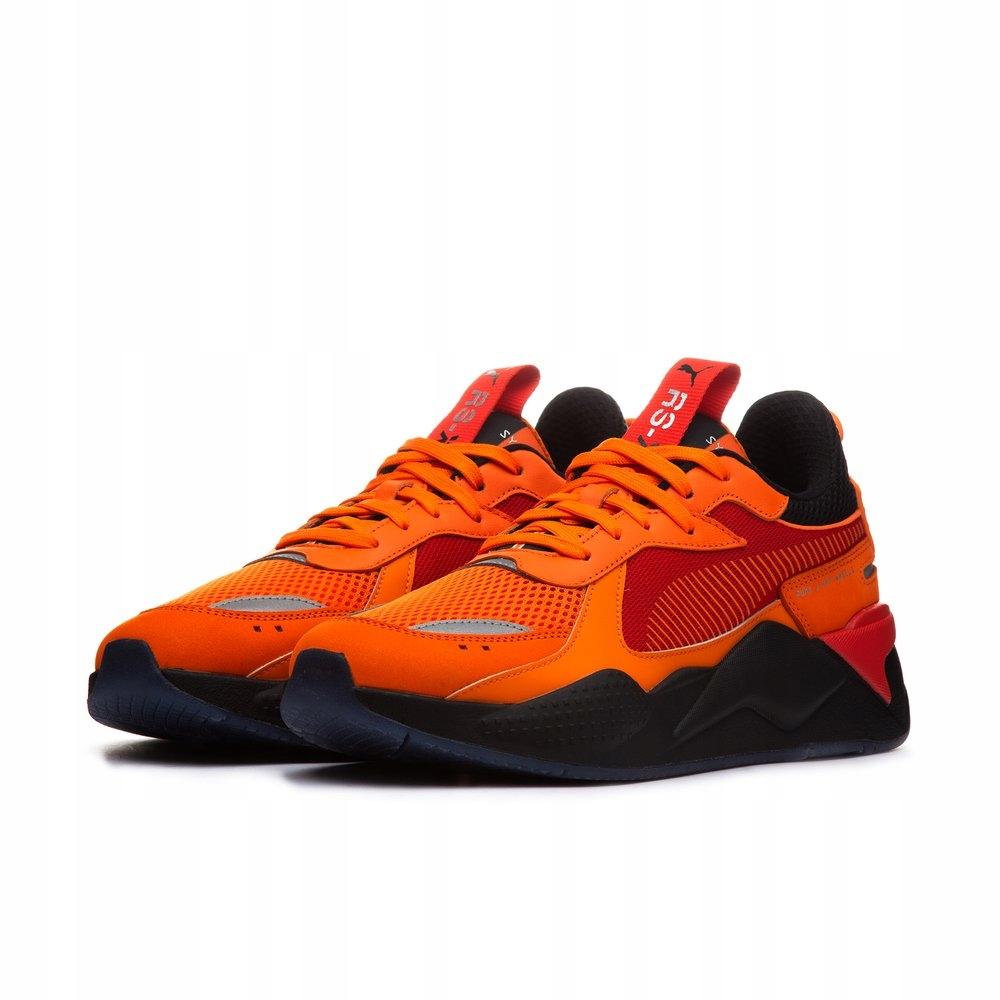 Puma select Rs x Toys Hotwheels Camaro Męskie Vibrant Orange
