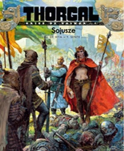 Thorgal - Kriss de V. T.4 Sojusze-Yves Sente