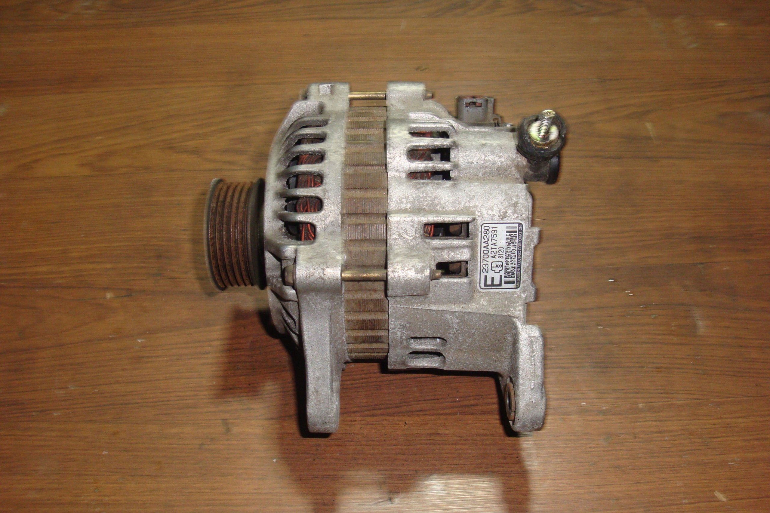 ALTERNATOR SUBARU IMPREZA GC 1,6 23700AA280