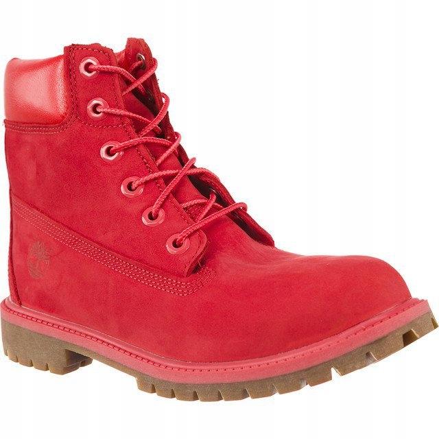 6 Inch Premium Waterproof Boot Tomato r.36