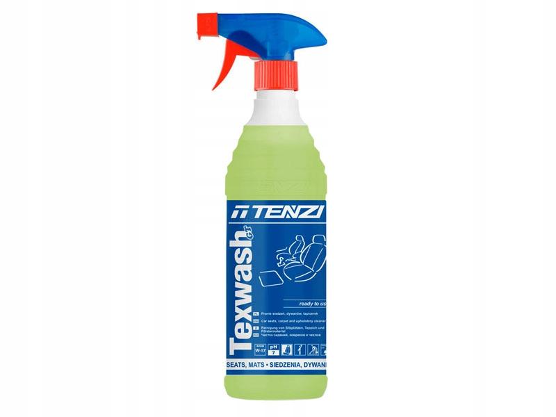 TENZI TEXWASH GT pranie tapicerek odplamianie 0,6L