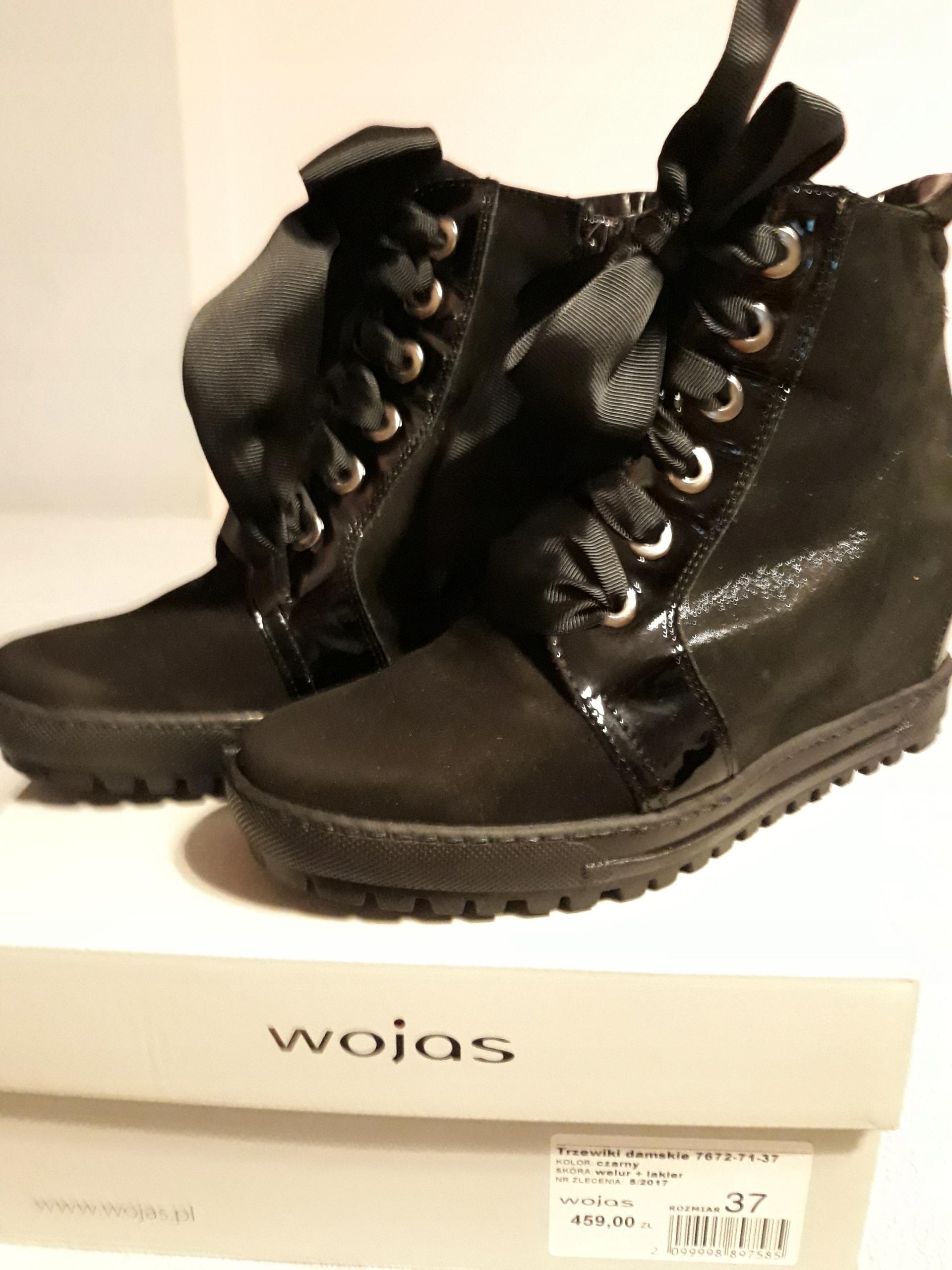 1ddd074bce358 Sneakersy Wojas ideał!Mniej niż pół ceny! - 7749306139 - oficjalne ...