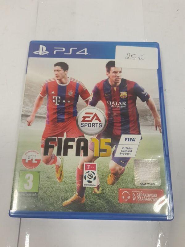 FIFA 15 GRA PS4