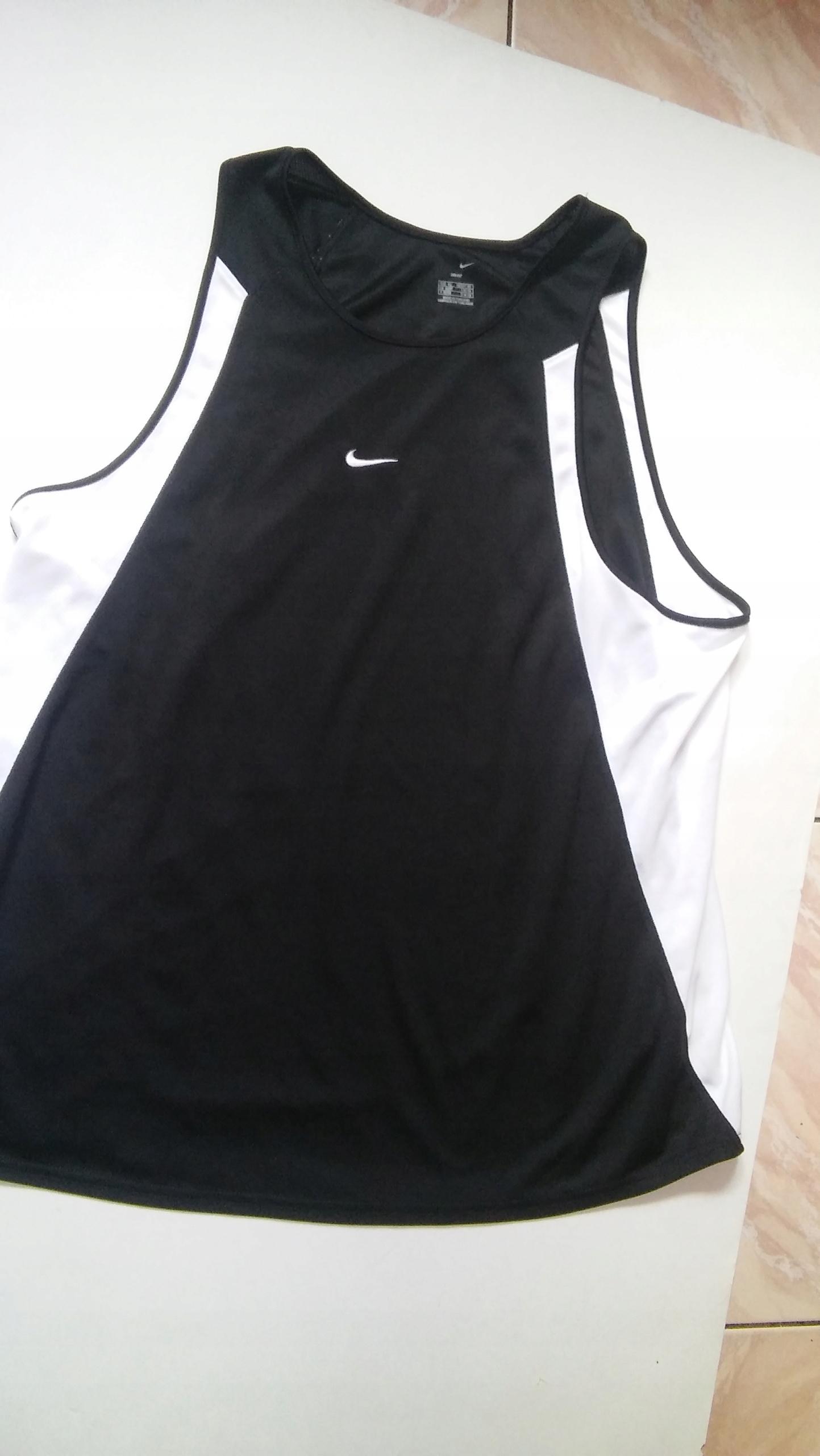 Nike Dri Fit koszulka sportowa rozm XL ramiączka