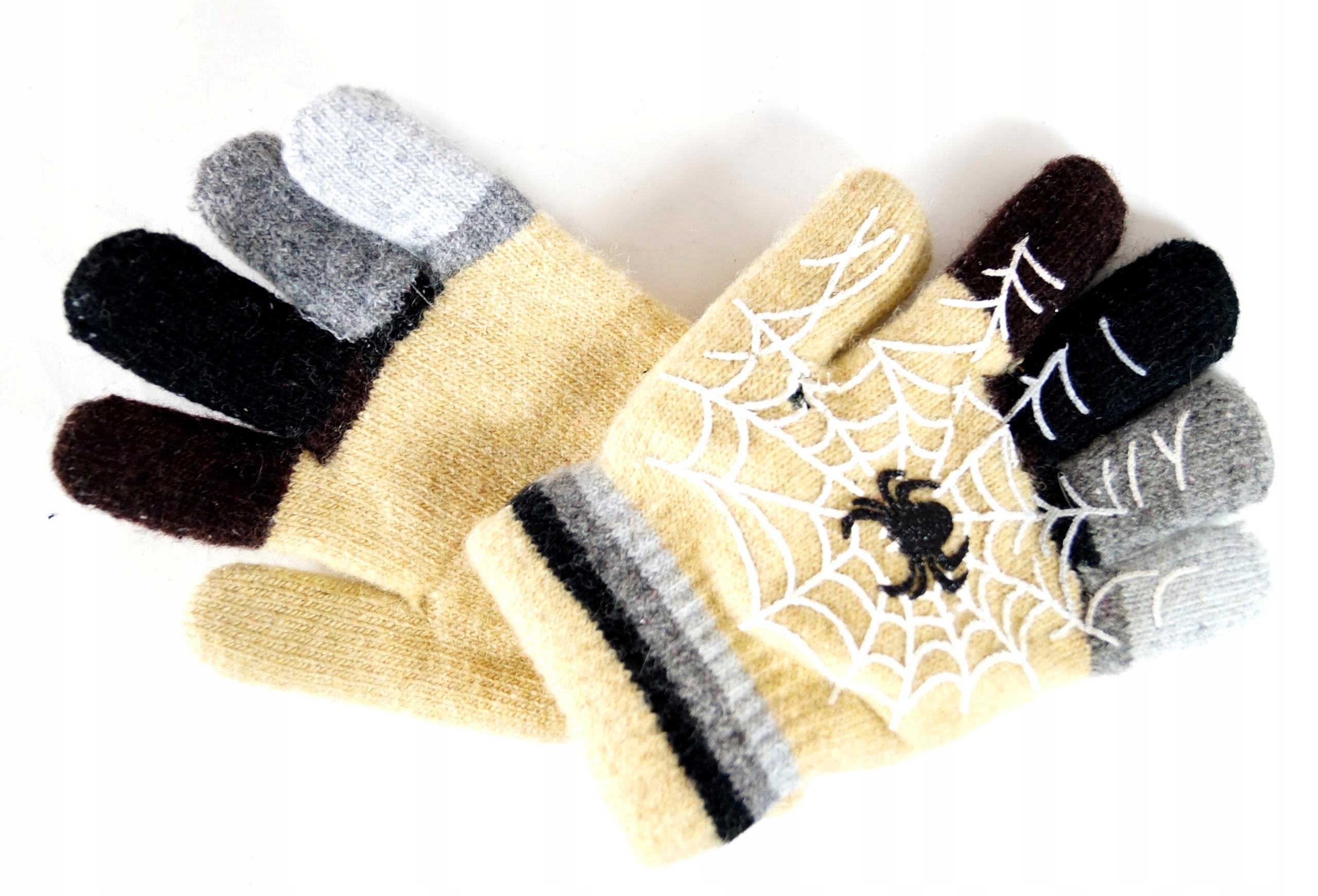 Rękawiczki dziecięce - LIKWIDACJA