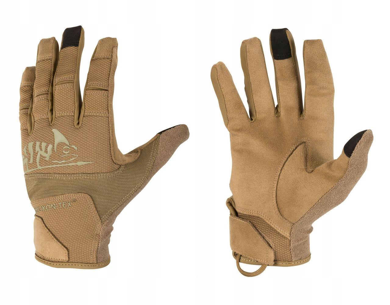 rękawiczki taktyczne Helikon RT Hard Coyote XXL