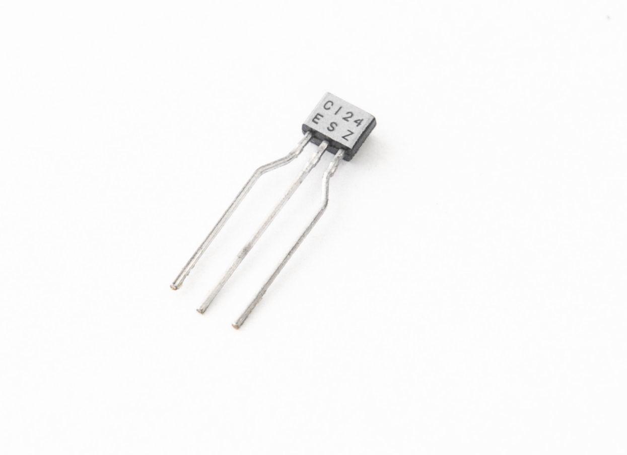 Tranzystor DTC144ES cyfrowy NPN 50V 30mA