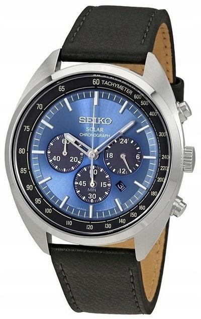 zegarek SEIKO Solar Chronograph SSC625P1 GWARANCJA
