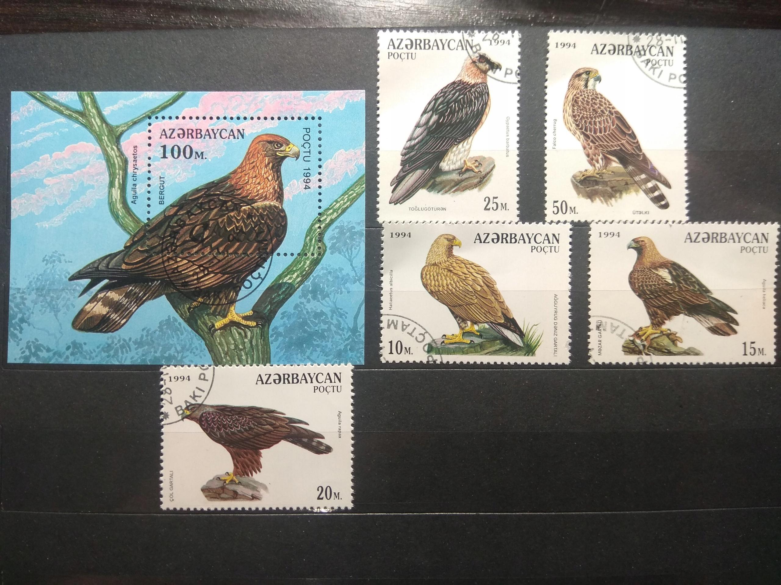 Azerbejdżan - Ptaki