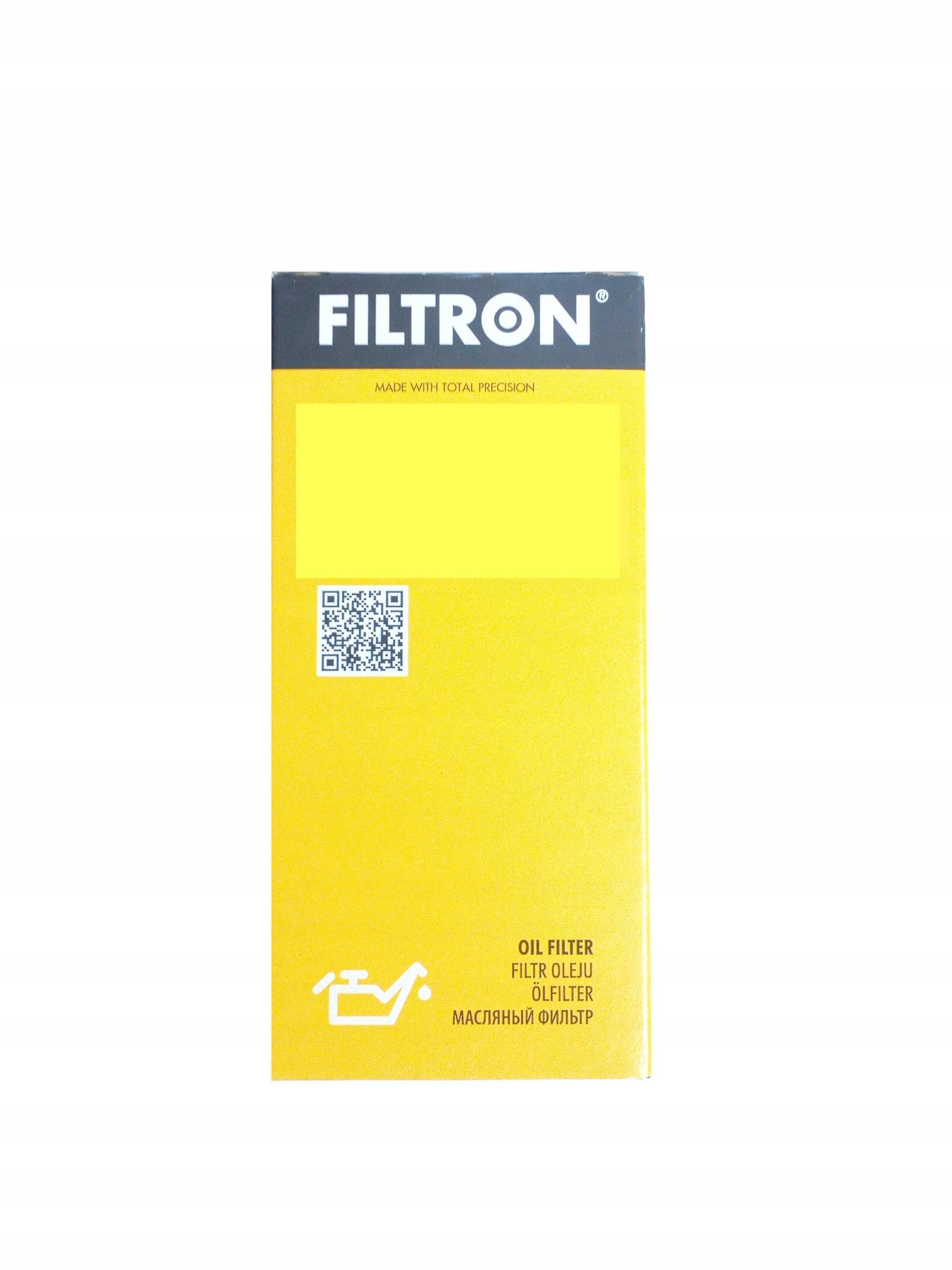 Filtr Oleju Filtron BMW 3 E21 E30 OP556