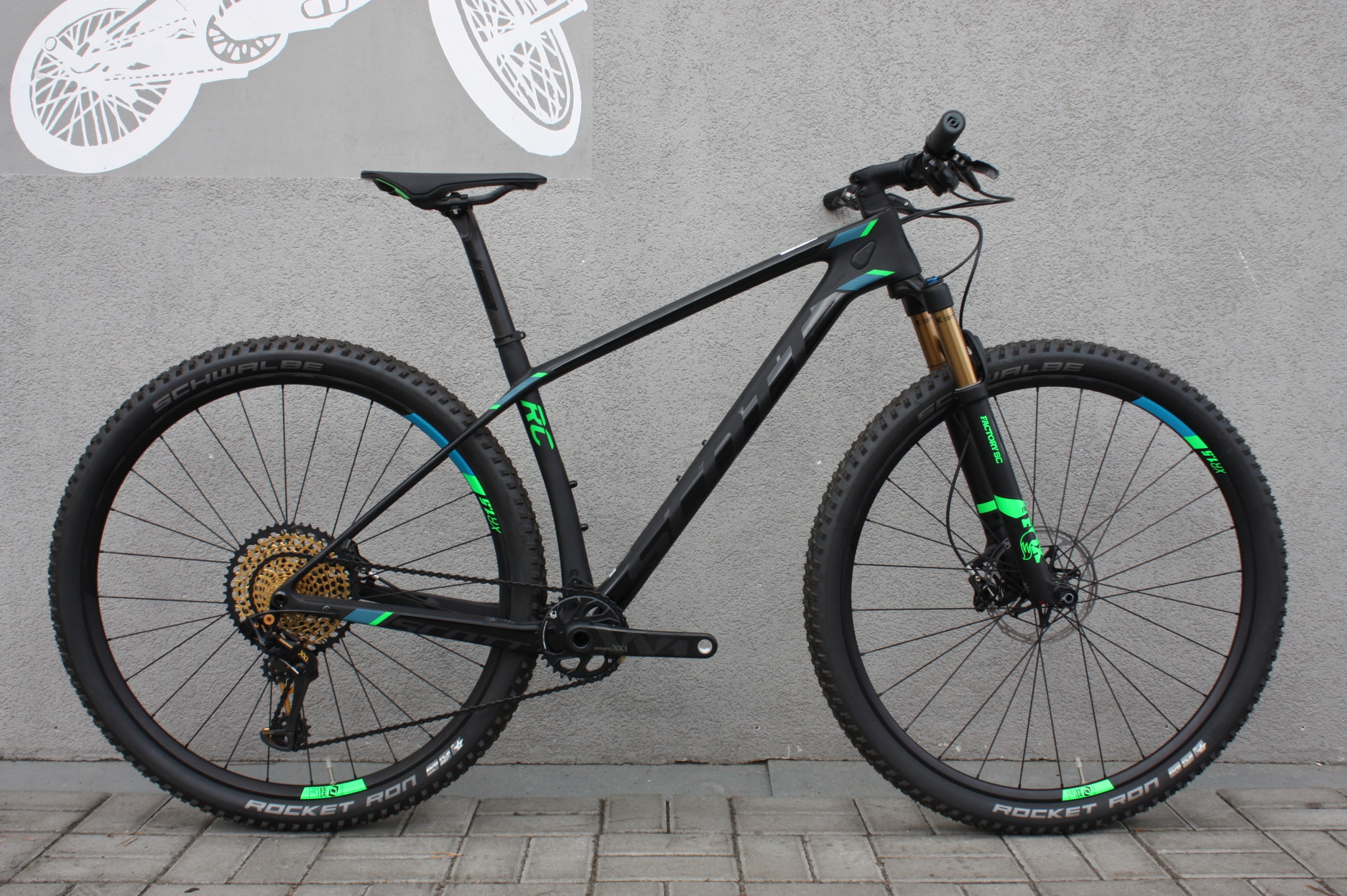 SCOTT SCALE 900 RC ULTIMATE LIMITED EDITION