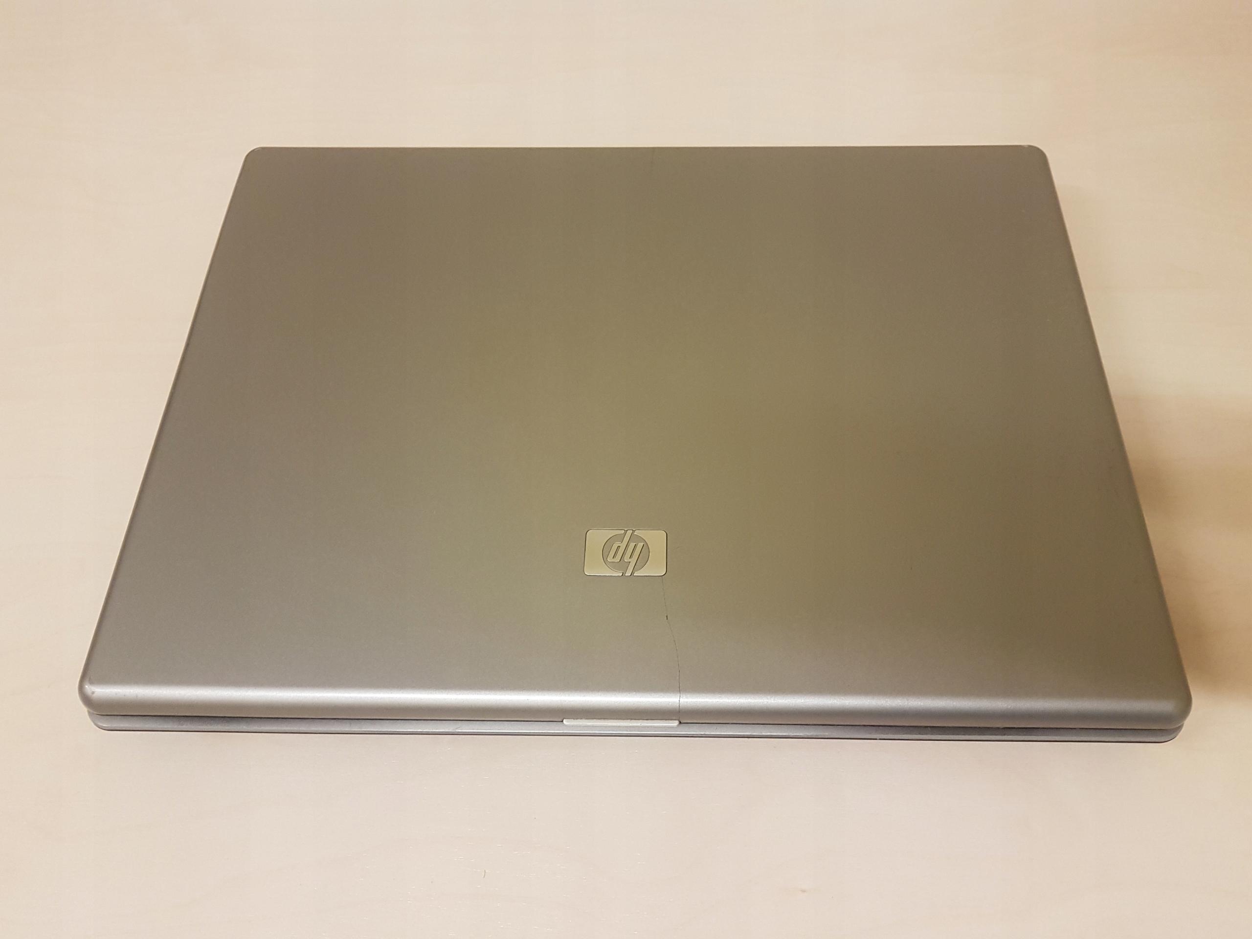 HP Compaq 6720s - uszkodzony