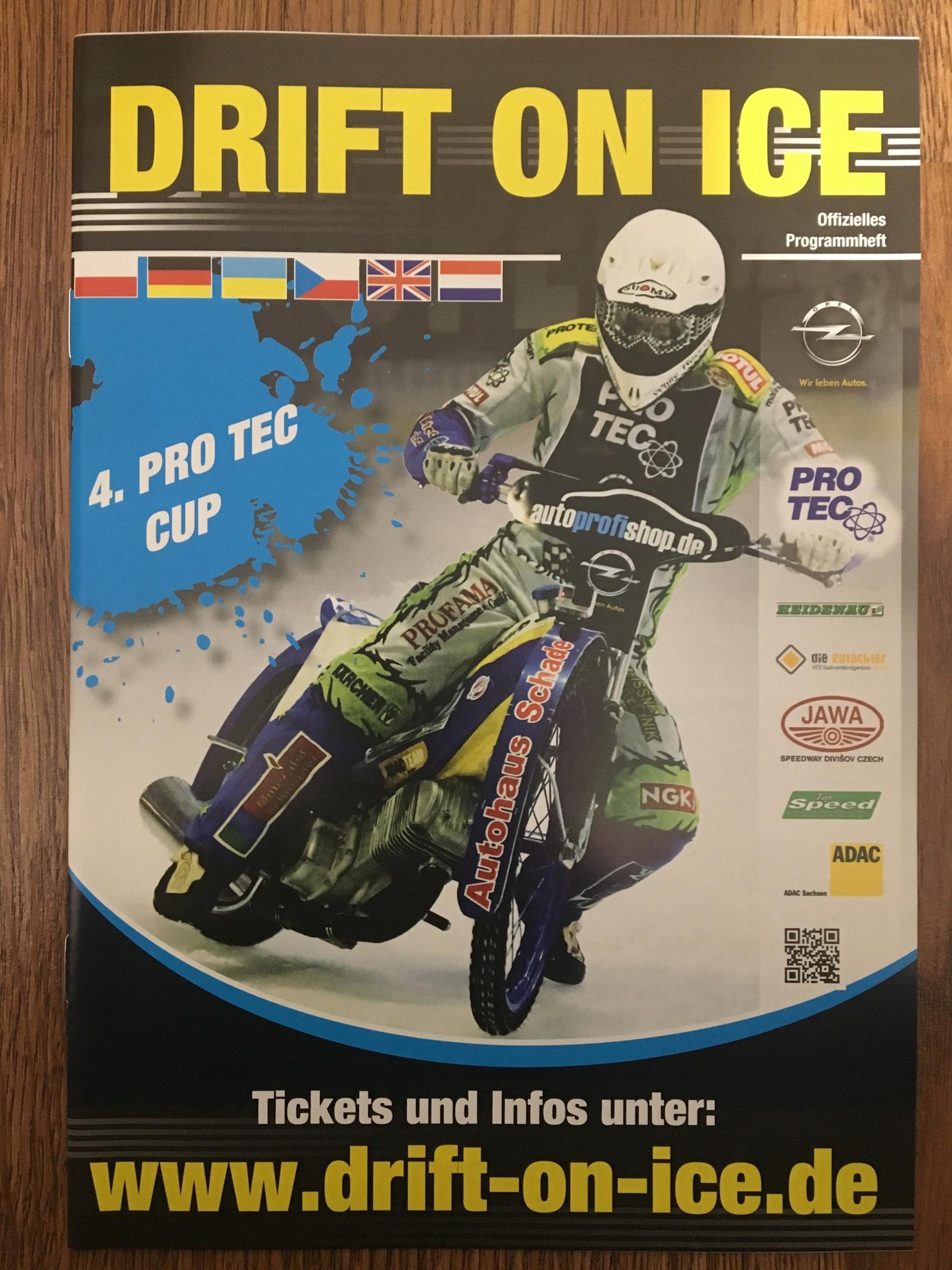4. Drift on Ice Pro Tec Cup Jonsdorf 10.01.16