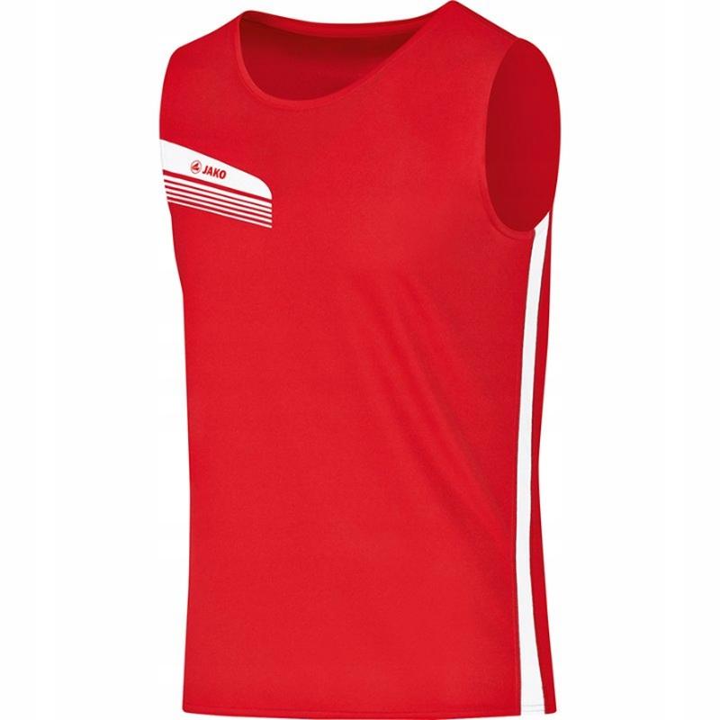 Jako 6025 Koszulka Damska Sportowa Czerwona L