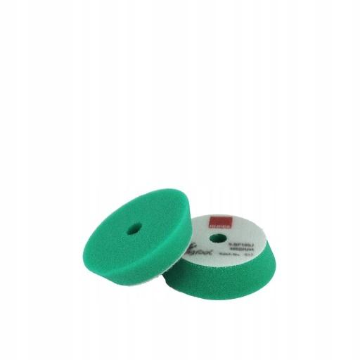 Rupes BigFoot Gąbka Medium 80/100mm Pad zielony