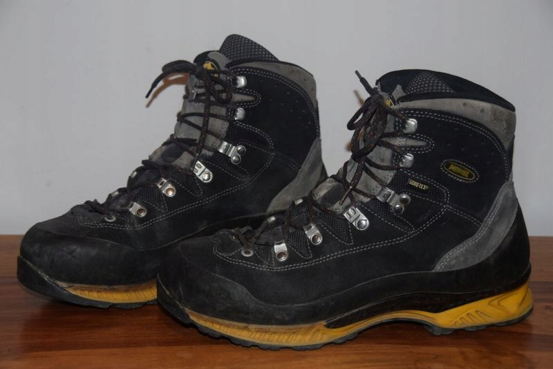 new product on feet shots of the best attitude MEINDL AIR REVOLUTION 5.3 buty trekkingowe ~ 44,5
