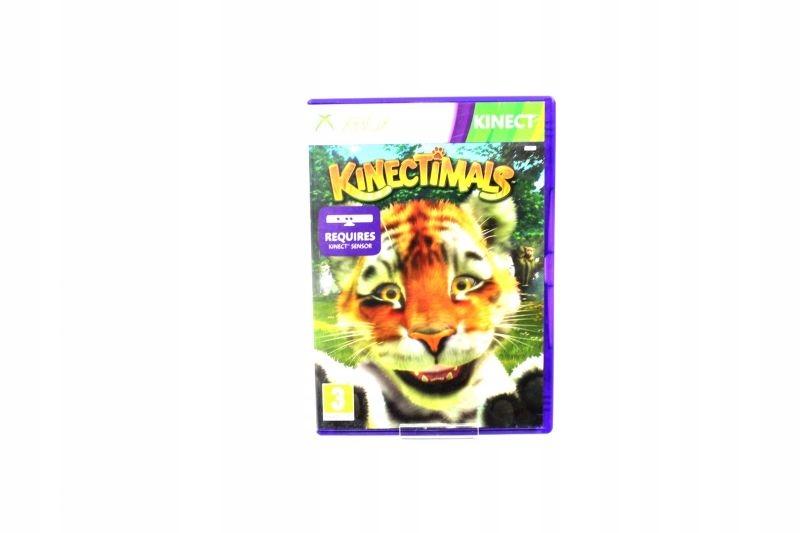 GRA KINECTIMALS XBOX 360