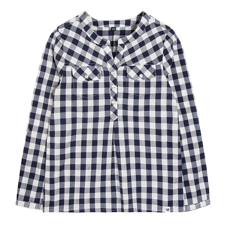 Cool Club koszula krata 134 cm