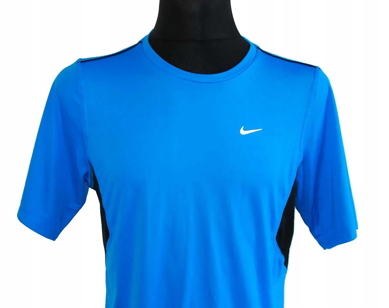 NIKE DRI-FIT running oryginalna koszulka sportowa