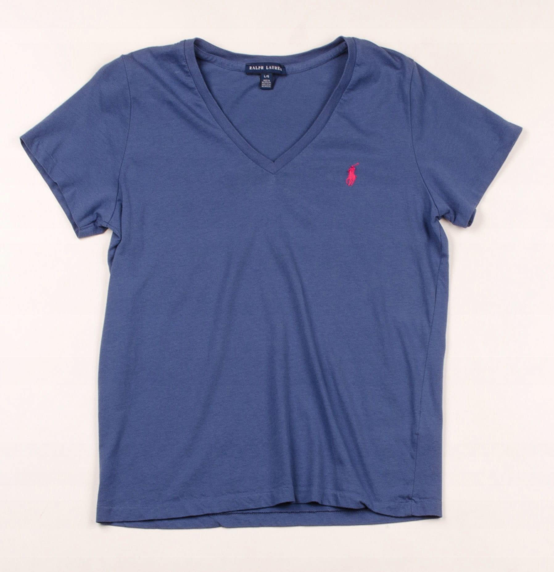 36082 Ralph Lauren T-shirt Koszulka Damska L